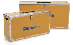 Detailed Parts Image of Husqvarna 506 31 08-02, 506310802, Transport Box For K950 K960 And K1250, $215.25 on sale at choochooparts. Discount online Husqvarna chainsaw parts, Husqvarna chainsaw accessories. SKU 506310802, 506 31 08-02