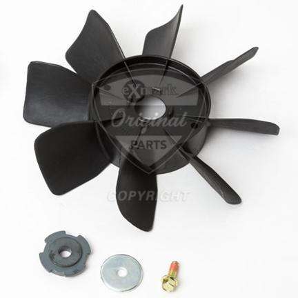 Exmark 116-0233 Fan Kit Lazer Z AS E S X Z Series